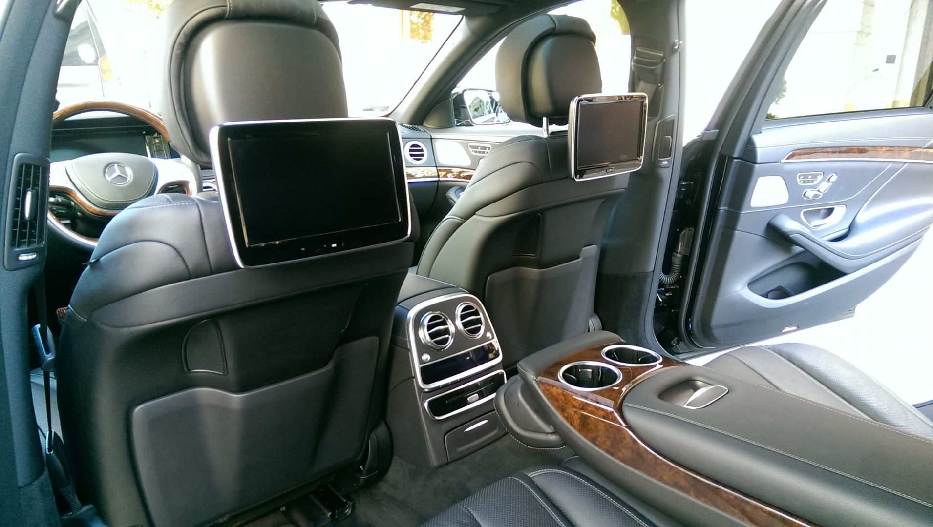 Luxury Service - Mercedes Benz S-CLASS W222